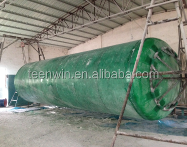 Sewage Wastewater Septic Tank Treatment Plant Machine Equipment System