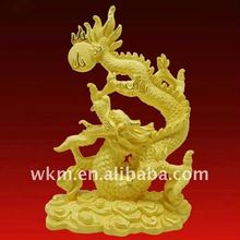 Dragon 24K for 2012 gift advanced craft gift