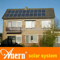 Anern Beautiful design 500w solar system for family
