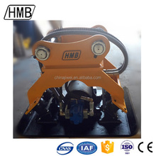 vibrating plate compactor, hydraulic plate compactor for excavator