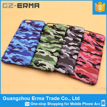 OEM Shockproof Military Navy Camouflage Pattern China Mobile Phone Case for iPhone 6
