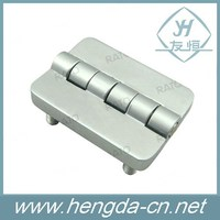 Chrome plated Zinc Alloy 180 degree hinge