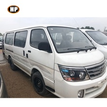 CHINE JINBEI HIGH QUALITY 15 SEATS MINI BUS FOR HOT SALE