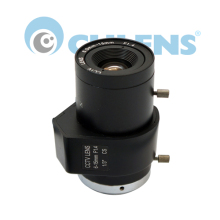 1MP CS F1.4 6mm~15mm Manual Varifocal CS CCTV Lens, Auto Iris