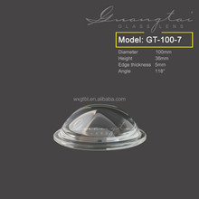 100mm Convex Glass Optical Lens