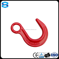 Powder Coated Hoist Hook G80 Small