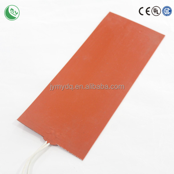 silicone rubber heater plant heating mat drum wrap