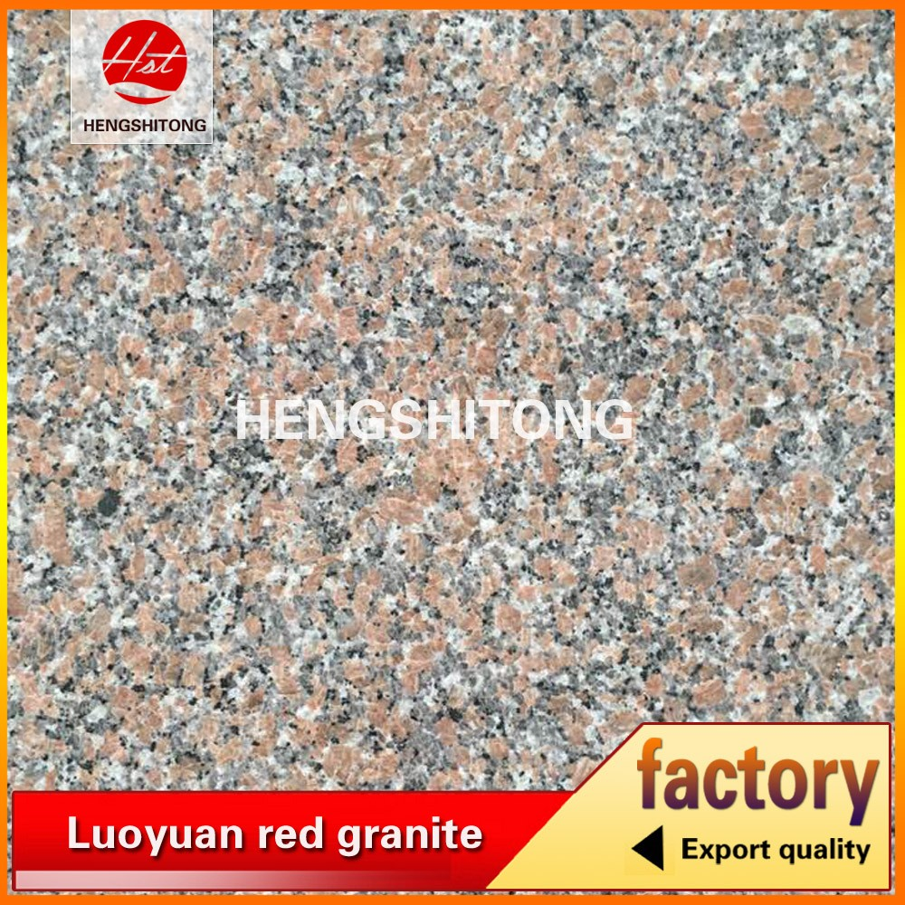 China Luoyuan Red granite, granite slab, G664 Luoyuan red granite