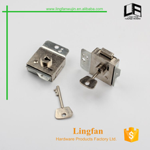 Wholesale metal hasp air box buckle Luggage hardware Lock Latch LF-4048