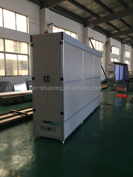 Large size vertical screen drying cabinets