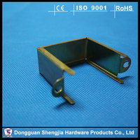 Custom sheet metal clip for auto spare parts