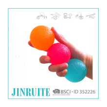 Wholesale funny Gel stress ball stress squeeze ball massage ball