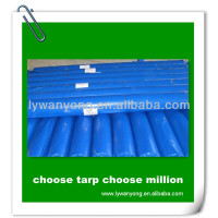 Blue Heavy Duty Tarpaulin /tarpaulin Roll / Tent Fabric Supplier