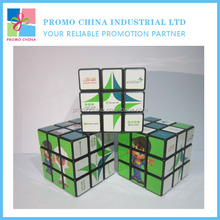 Customized Promotional Educational Magic Cube For Children