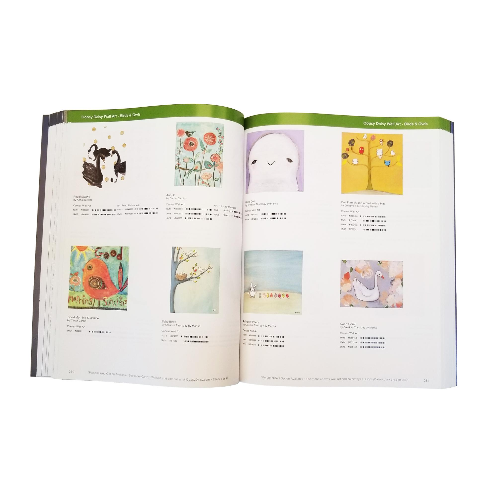 Perfect Binding Softcover Book Printing,Full Color Books Printing,Custom softcover books printing