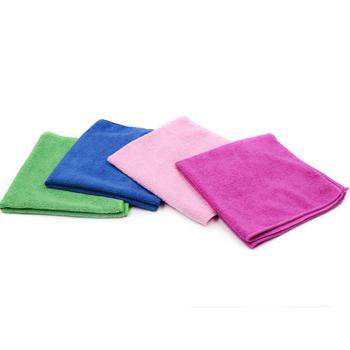 Inventory sales soft comfortable 30*30cm microfiber household towel