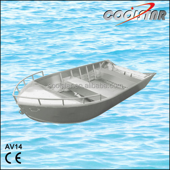 cheap all welded aluminum fishing boats for sale