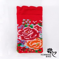 Hakka Culture Flowers RED smart phone case