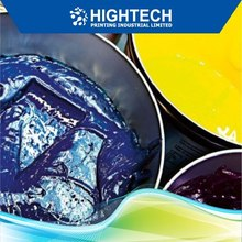 High Qualtiy Pigment gold&silver offset printing ink