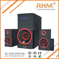 Good Quality 5.1 Bluetooth Home Theater Speaker Surround Sound Speaker System