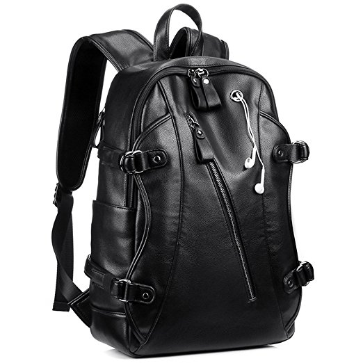 backpack bag leather