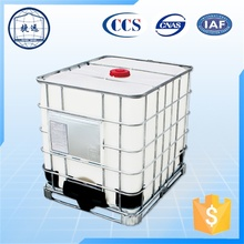 Hot Sale Zhenjiang Factory Price Steel Caged Ibc Tanks with Best Quality