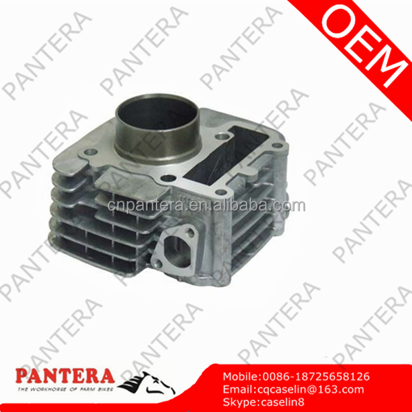 Motorcycle Spare Chinese Motor Scooter Parts Cylinder Block for Sale