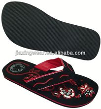 New style rubber summer chappal for footwear and promotion,light and comforatable