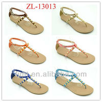 2013 Hot Sell Beautiful Sandals For Women