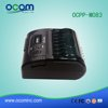 OCPP-M083 Handheld mini barcode bluetooth usb printer with adapter