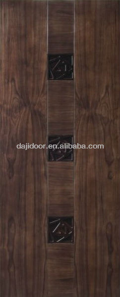 Old Antique Indian Doors In Walnut Wood DJ-S301