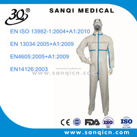 Disposable Safty Coverall Protection Clothing Workwear