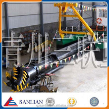 WN450 Hydraulic sea Cutter Suction Sand Pumping Dredger for sale