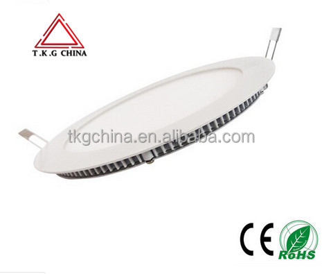 18w led panel light, round slim panel light 18w