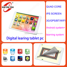 Newly Andriod 4.2 Tablet pc Learning PAD Educational Tablet pc