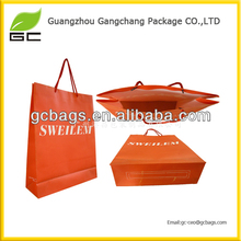 Factory price plastic pp non woven gift shopping bag