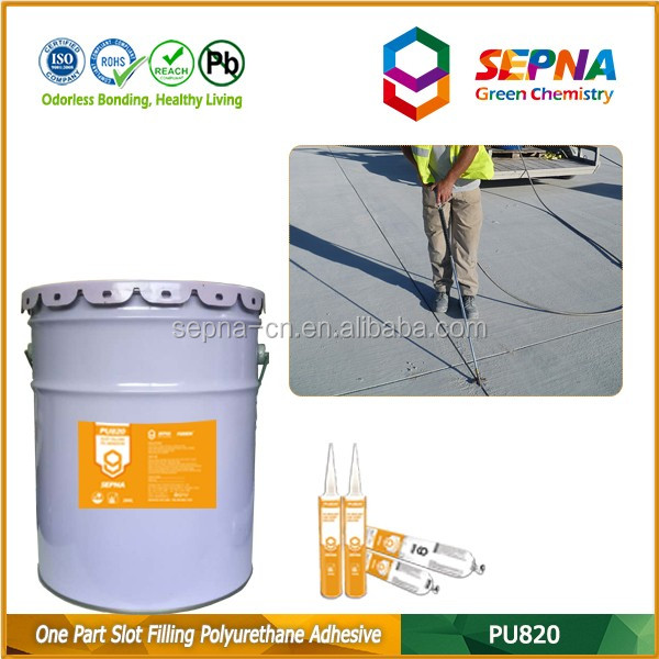 Non-priming Self Leveling Joint Sealant Polyurethane Caulking Sealant