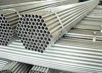 Plastic Coated 50mm Galvanized Steel Tube