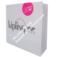 Kipling paper shopping bag