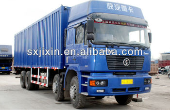 SHAANXI SX3251DM434 Cargo Container Lorry Truck