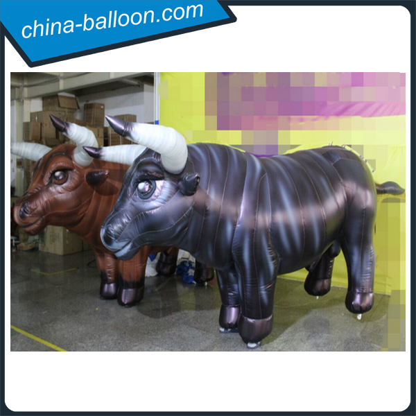 Advertising inflatable cow cartoon/animal/model giant cow for sale