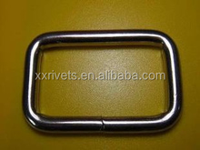 high-quality special side buckle luggage accessories, metal shoe buckle