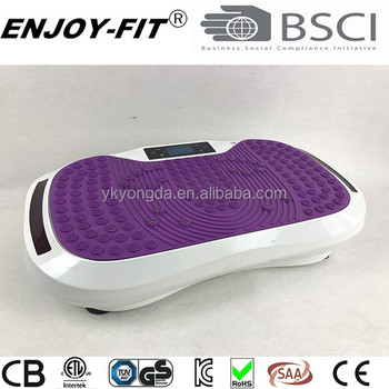 2015 LED DISPLAY MP3 FUNCTION BLUETOOTH VIBRATION PALTE CRAZY FIT MASSAGE LOSE WEIGHT MACHINE