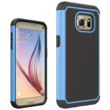 Anti-Shock Three Layer PC+TPU+Silicon Case for Samsung Galaxy S7 Case