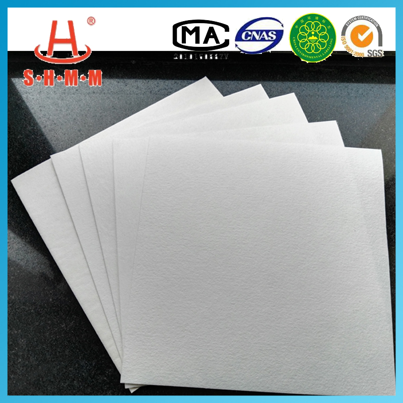 Manufacturer made Absorbent PE coated Exam Table Paper Absorber Pack Paper