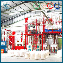 The Best Quality roots rasper cassava starch flour processing machine products line