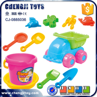 2016 hot summer toys kids beach bucket and spade