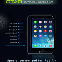 Clear screen protector guard cover for iPad Air iPad 2 3 4 iPad Mini