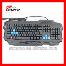 T911 carding machine factory supply directly bluetooth keyboard for iPad CE ROHS FCC approval