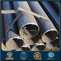 China black welded erw pipe for fluid/line from tianjin manufacturer